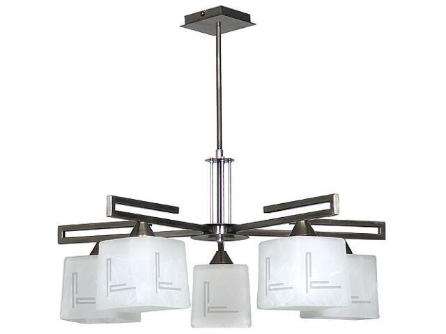 Lampa wisząca STAR 5xE27 60W 506F Aldex
