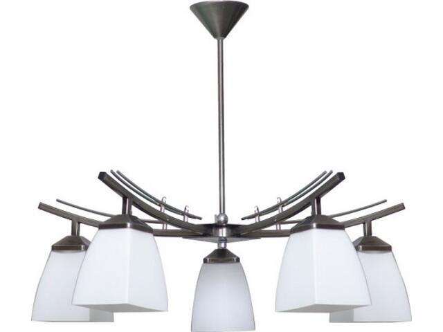 Lampa wisząca KRIS 5xE27 60W 508F Aldex