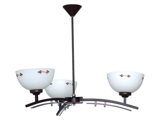 Lampa sufitowa NAOMI 3xE27 60W 511E Aldex