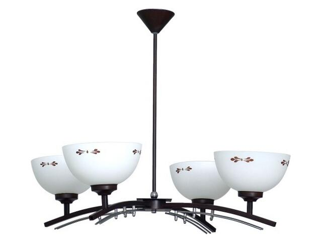 Lampa sufitowa NAOMI 4xE27 60W 511L Aldex