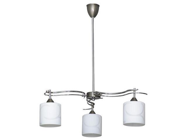 Lampa sufitowa DARIO 3xE14 40W 512E Aldex