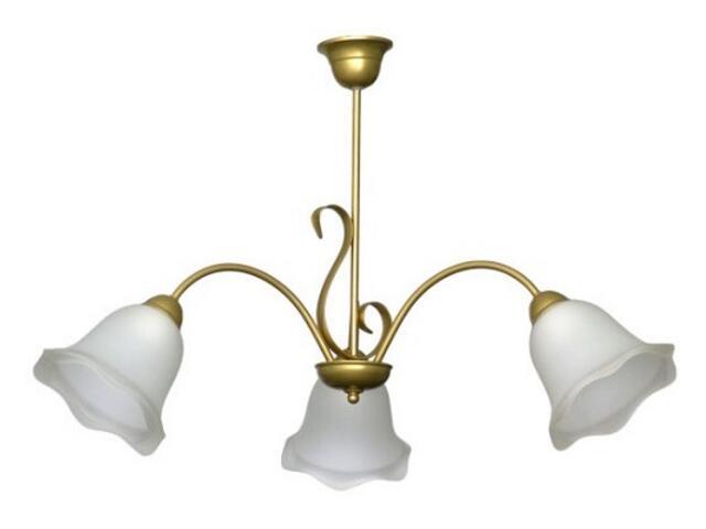 Lampa wisząca GOLDI 3xE27 60W 513E Aldex