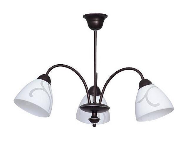 Lampa wisząca ADELA 3xE27 60W 514E Aldex