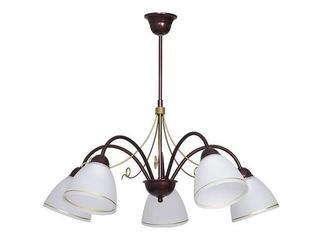 Lampa wisząca GRETA 5xE27 60W 515F Aldex