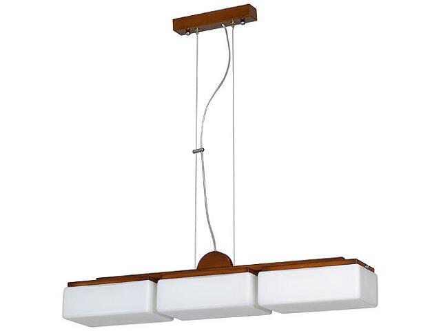 Lampa sufitowa GAMMABRONZO 3xE14 40W 519E Aldex