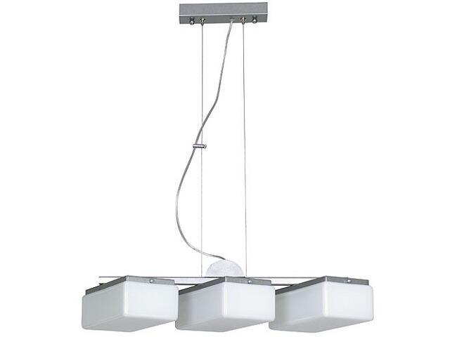 Lampa sufitowa GAMMASILVER 3xE14 40W 521E Aldex