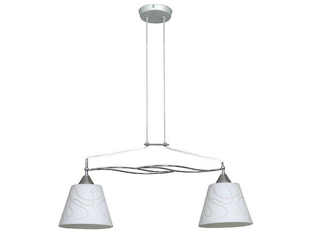 Lampa wisząca FIGARO 2xE27 60W 523H Aldex