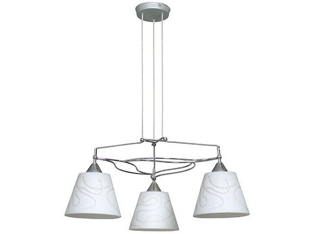 Lampa wisząca FIGARO 3xE27 60W 523E Aldex