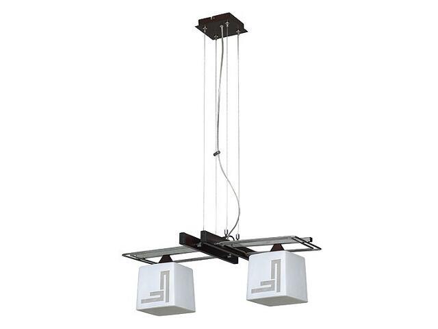 Lampa wisząca OSKAR 2xE27 60W 528H Aldex