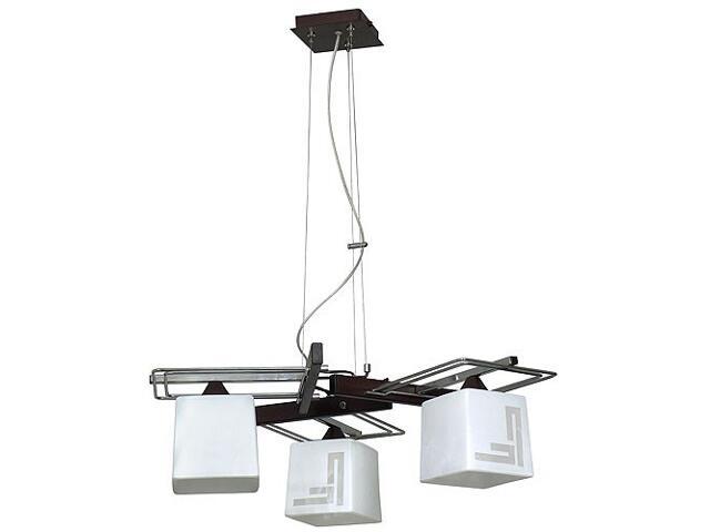 Lampa wisząca OSKAR 3xE27 60W 528E Aldex
