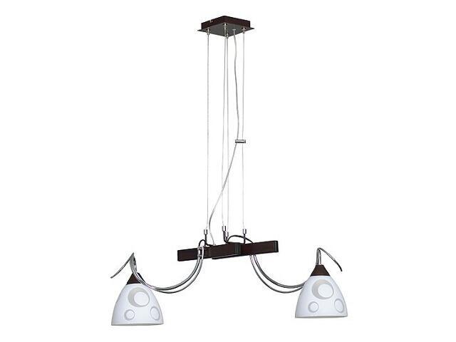 Lampa wisząca PAVONE 2xE27 517H Aldex