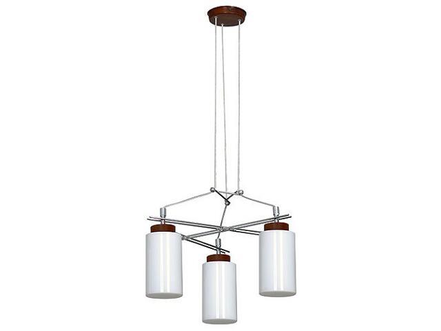 Lampa sufitowa KOSTABRONZO 3xE14 40W 531E1 Aldex