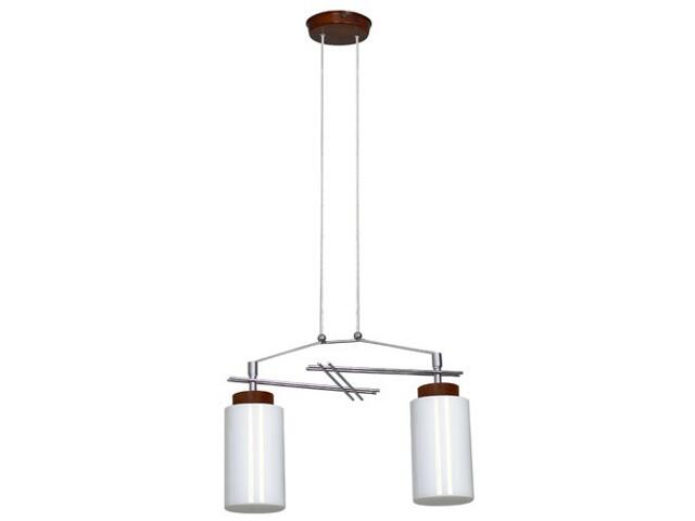 Lampa sufitowa KOSTABRONZO 2xE14 40W 531H Aldex