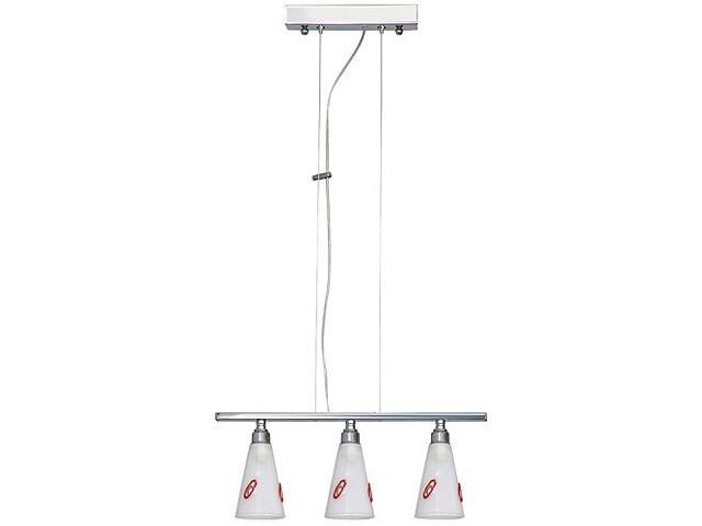 Lampa sufitowa PEDRO 3xG9 40W 532E Aldex