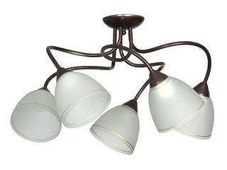 Lampa wisząca DAKTYL 5xE27 60W 544F Aldex