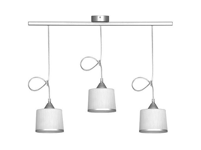 Lampa wisząca MATRIX 3xE27 60W 545E1 Aldex