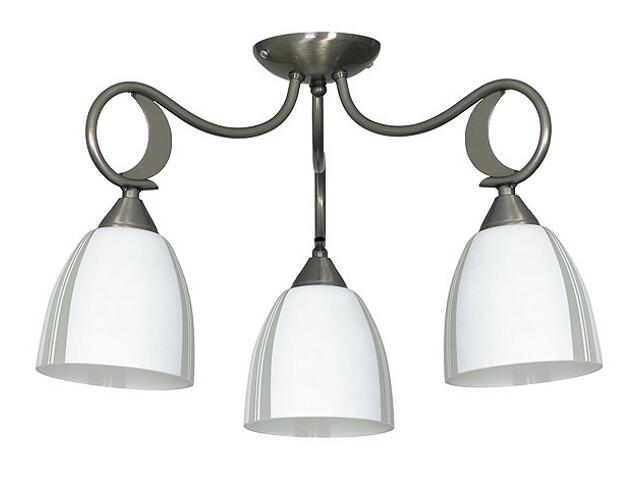Lampa wisząca ADA 3xE27 60W 547E Aldex
