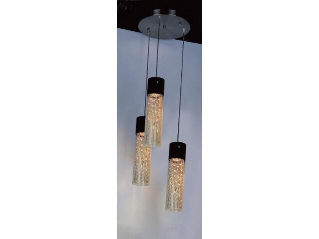 Lampa sufitowa Yoko 3xMR16 1005-3R Aldex