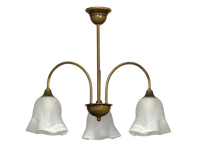Lampa wisząca IVAN 3xE14 40W 565E Aldex