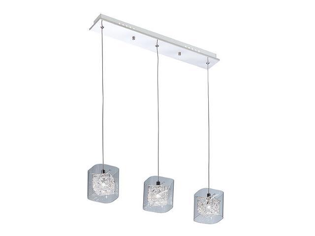 Lampa wisząca ROXY 3xG4 40W 621E Aldex