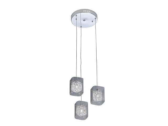 Lampa wisząca Roxy 3xG4 621E1 Aldex