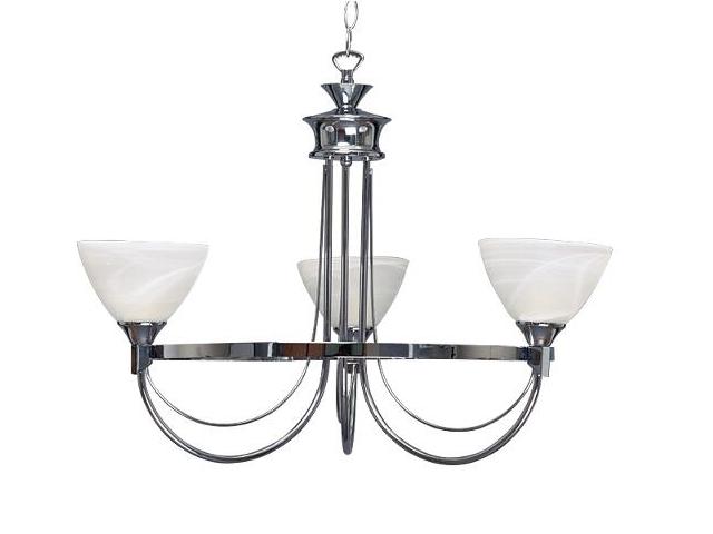 Lampa sufitowa Praha 3xE14 60W 5104328 Spot-light
