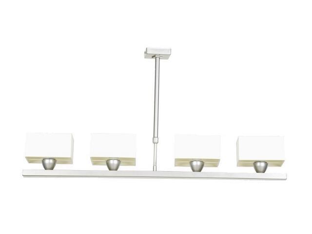 Lampa sufitowa Lima1 4x40W E14 satyna / kremowy Sanneli Design