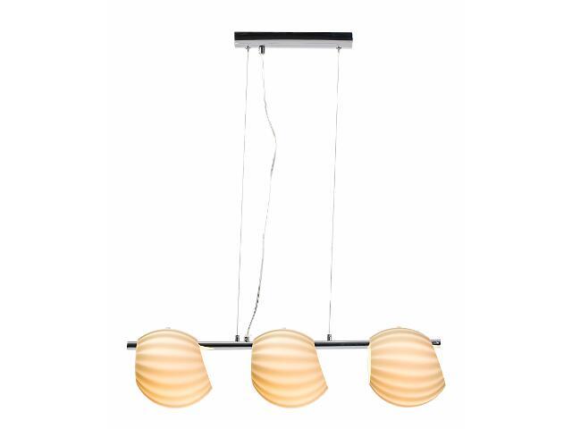 Lampa sufitowa Oviedo 3x40W G9 latte Sanneli Design