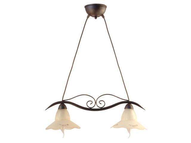 Lampa wisząca Luiza 2xE14 04407 Sigma