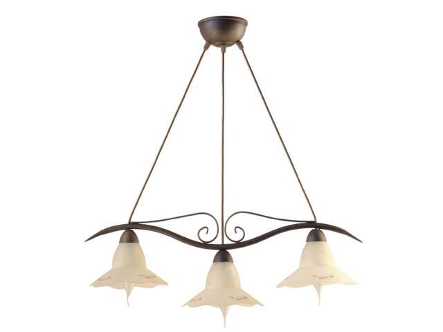 Lampa wisząca Luiza 3xE14 04405 Sigma