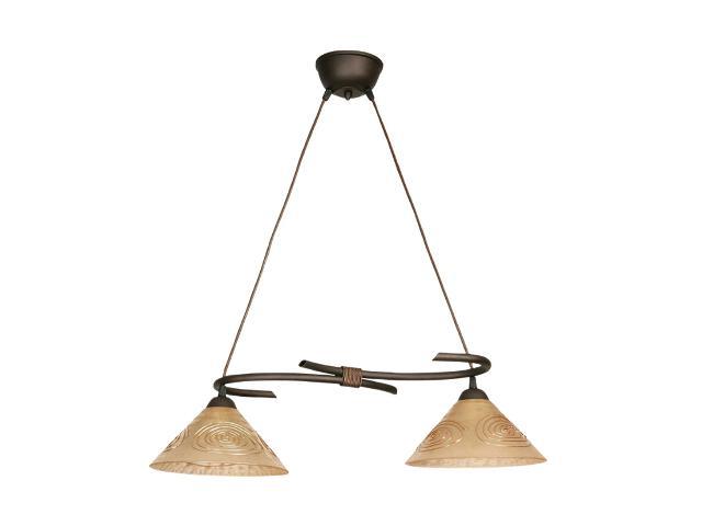 Lampa wisząca Nico 2xE27 03102 Sigma