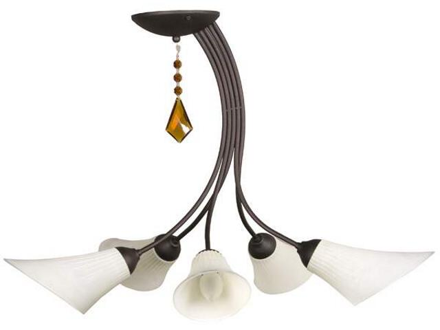 Lampa sufitowa Rubin żyrandol 5xE14 02502 Sigma