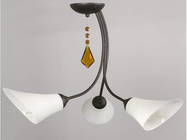 Lampa sufitowa Rubin żyrandol 3xE14 02501 Sigma