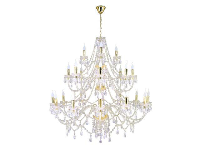 Lampa sufitowa Maria Teresa 24xE14 40W 103824-03 Reality