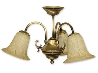 Lampa wisząca Mini 3-płomienna patyna 163/W3 Lemir