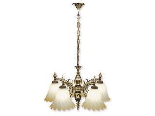 Lampa wisząca Kondor 5-płomienna patyna 615/W5 Lemir