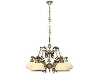 Lampa wisząca Vera 5-płomienna patyna 655/W5 Lemir