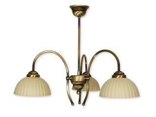 Lampa wisząca Pola 3-płomienna patyna 833/W3 PAT Lemir