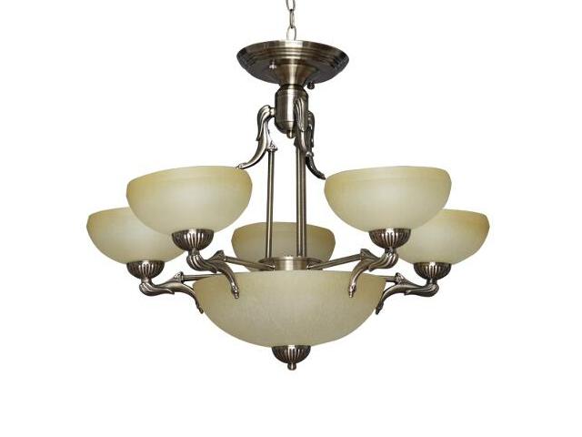 Lampa sufitowa Cremona 7xE27 60W 5090701 Spot-light