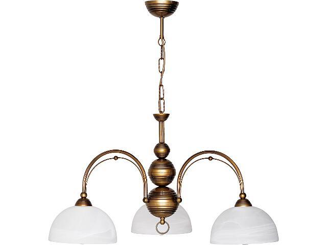 Lampa wisząca Paloma Classic 3xE27 00902 Sigma
