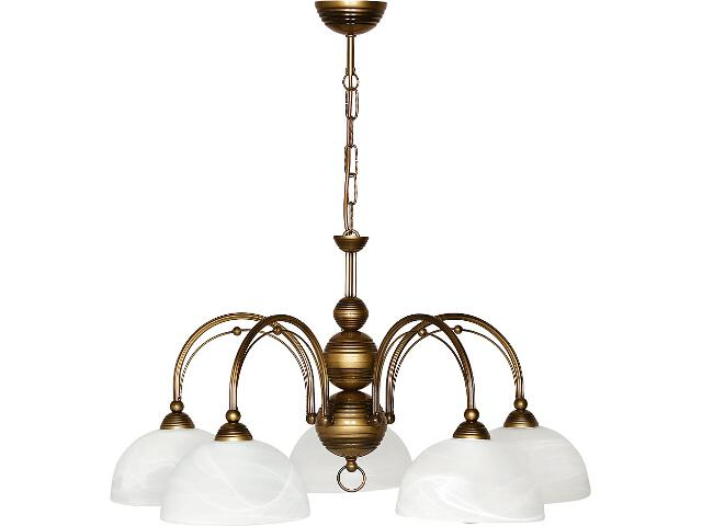 Lampa wisząca Paloma Classic 5xE27 00901 Sigma