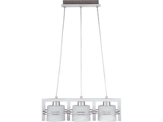 Lampa wisząca Carlo dąb bielony 3xE27 07003 Sigma