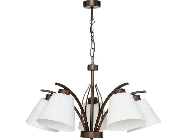 Lampa wisząca Lido 5xE27 07601 Sigma