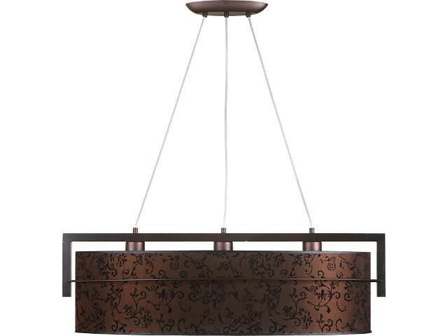 Lampa wisząca Samba 3xE27 08403 Sigma