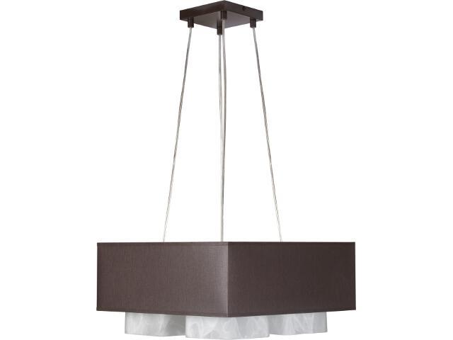 Lampa wisząca Mokka 4xE27 09901 Sigma