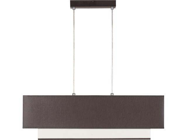 Lampa wisząca Koka wenge 3xE27 10002 Sigma