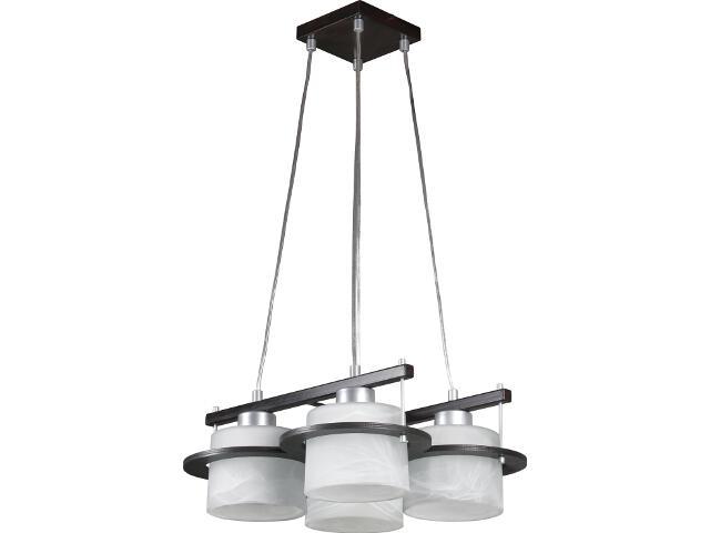 Lampa wisząca Korso wenge 4xE27 11001 Sigma