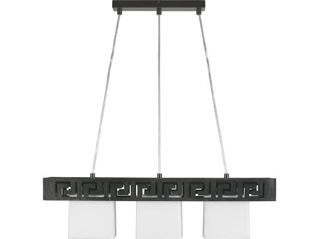 Lampa wisząca Nuta 3xE27 11302 Sigma