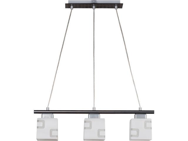 Lampa wisząca Oslo 3xE27 11501 Sigma