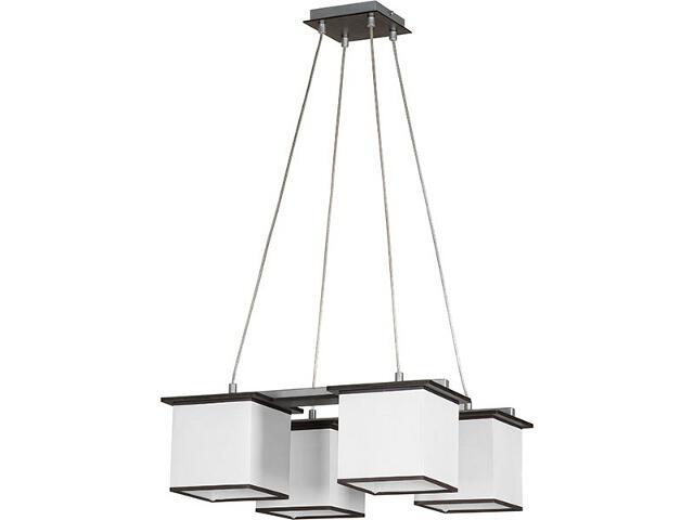 Lampa wisząca Elen biała 4xE27 12331 Sigma